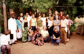 Another photo of the Group that arrived in September, 2000