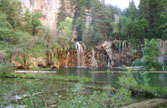 Hanging Lake, CO