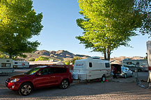 Young's RV Park, Caliente, NV