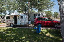 Site 10, Wagons West RV Park