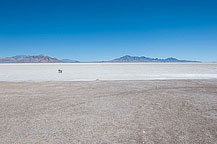 Bonneville Salt Flat, NV