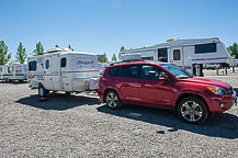 Site 51, Double Dice RV Park
