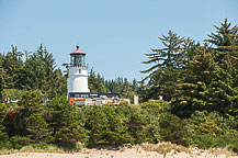 The Umpqua River Lighthouse