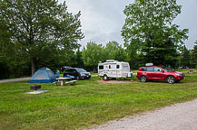 Site 67, Broad View Campground