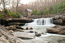 Grist Mill, Babcock State Park, West Virginia