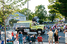 Fairhaven, NY 4th of July Parade
