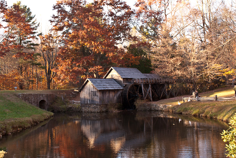 Mabry Mill Virginia Amp Babcock State Park Wv Fall 2010