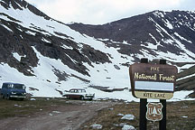 1972 Trip to Leadville, Colorado