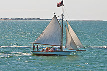 sailing from nantucket